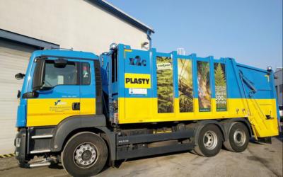 Dokončen projekt pro efektivní a šetrný svoz komunálního odpadu