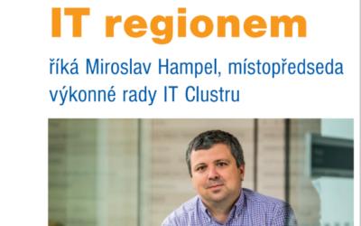 Máme společný cíl: stát se IT regionem