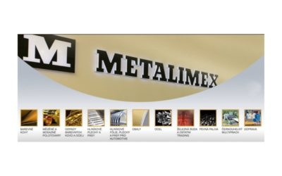 Společnost METALIMEX je novým významným klientem D3Soft