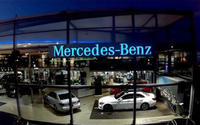 Mezi významné klienty nově patří i Mercedes-Benz
