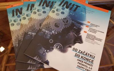 ITeuro začíná vydávat časopis IN-IT, první číslo se věnuje ucelenému informačnímu řešení
