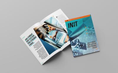 Nové číslo časopisu IN-IT radí s výběrem ERP systému pro výrobní firmu