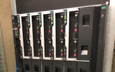 Datové centrum společnosti KVADOS se drží na špici