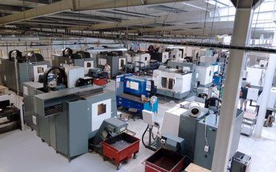 JK Nástroje automaticky sbírají data z výrobních strojů přes řešení InduStream