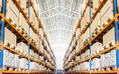 Velký pomocník pro výrobní sklady: skladové jednotky