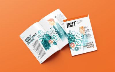Digitální transformace? Uchopte ji s časopisem IN-IT a společností ITeuro správně