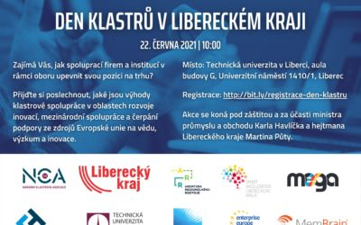 Den klastrů v Libereckém kraji
